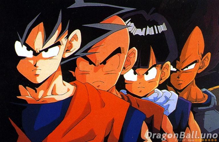Personajes de Dragon Ball