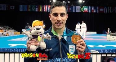 Gana-medalla-de-oro-Dragon-Ball