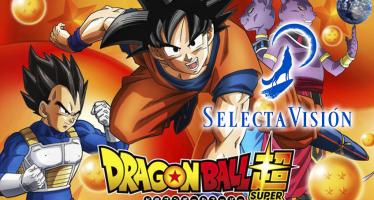 Selecta vision Dragon Ball Super España