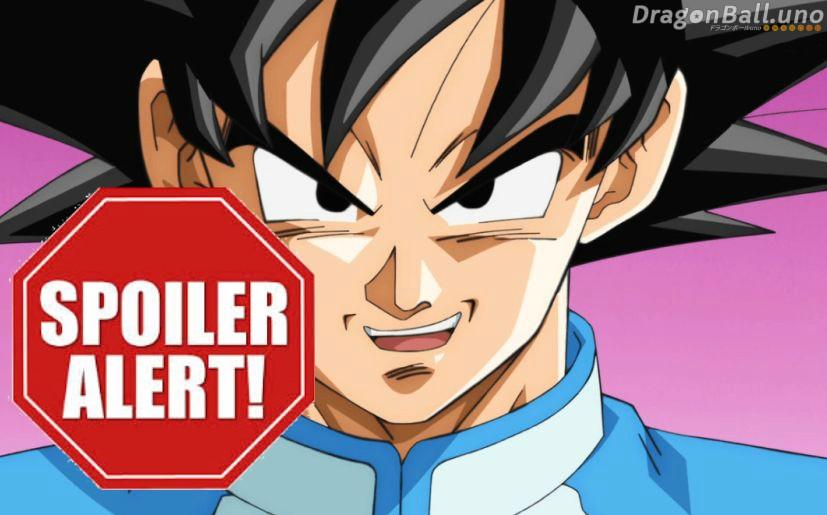 Spoilers de capitulos de Dragon Ball