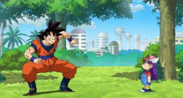 ¡Goku vs Arale!