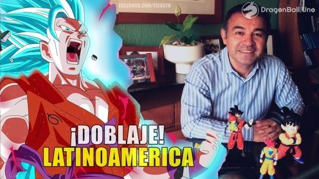 Dragon Ball Super audio latino