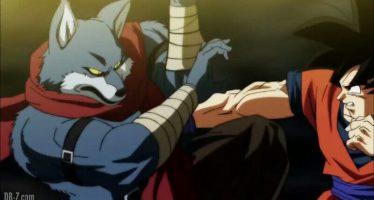 Goku Vs Bergamo