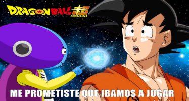 La destrucción de los universos por Zeno sama