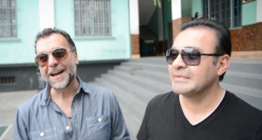 Mario Castañeda, Rene Garcia Y Carlos Segundo