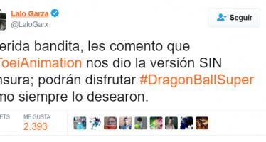 Dragon Ball Super sin censura