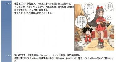 Dragon Ball: La cronología oficial no incluye a Dragon Ball GT