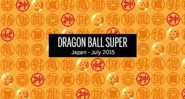 Dragon Ball Super está por llegar