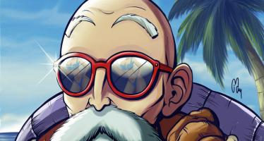 ¿Por qué el Maestro Roshi vive tanto tiempo?