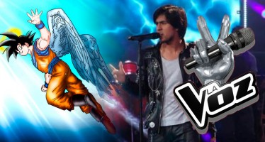 Dragon Ball Z: Participante de «La Voz» interpretó «Ángeles fuimos»
