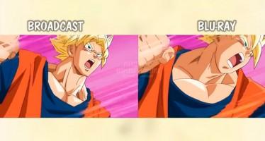 Dragon Ball Super: El Blu-Ray consigue mejorar la animación