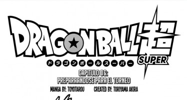 Dragon Ball Super: Sexto manga ya traducido al español
