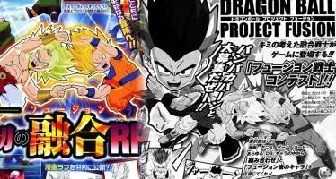 Dragon Ball: Project Fusion, Nuevo Manga en camino y nuevas fusiones