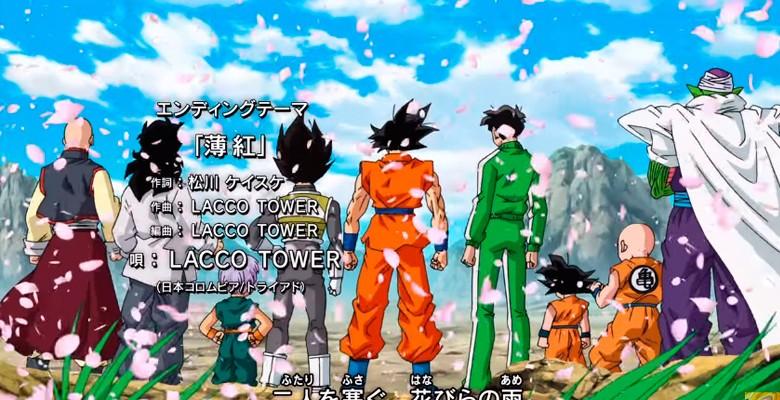 Dragon Ball Super: Se estrenó el tercer ending