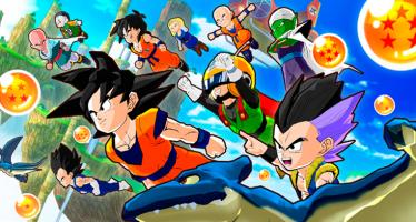 Dragon Ball Fusions: Nuevo juego de Dragon Ball, su primer trailer