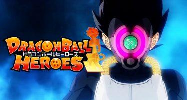 Dragon Ball Heroes: La nueva misión se relaciona con la saga de Trunks. Aparece Vegeta Time Breaker y Gokú Xeno.