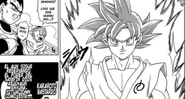 Dragon Ball Super: 13 décimo tercero manga ya traducido al español
