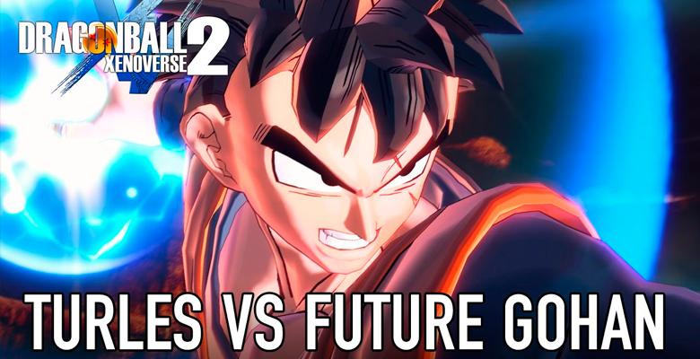 Dragon Ball Xenoverse 2: Fecha de lanzamiento y primer Game Play oficial