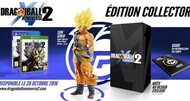 Dragon Ball Xenoverse 2: Ediciones para coleccionistas, nueva portada y más detalles se dan a conocer.