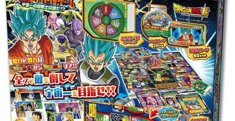 Dragon Ball Super: Nuevo juego de mesa oficial