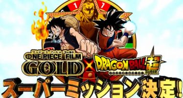 Dragon Ball Heroes: Crossover con One Piece