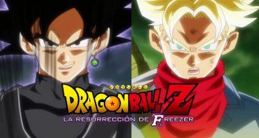 Dragon Ball Z Fukkatsu no [F]: Trunks y Black en el nuevo tráiler.