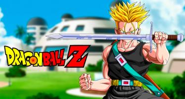 Dragon Ball Z: Crean versión real de la espada de Trunks