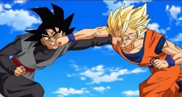 Dragon Ball Super: Goku vs Black la batalla del futuro