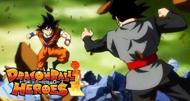 Dragon Ball Heroes: Tráiler God Mission 10