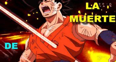 """Dragon Ball Super: Capítulo 71 """"La muerte de Goku"""""""