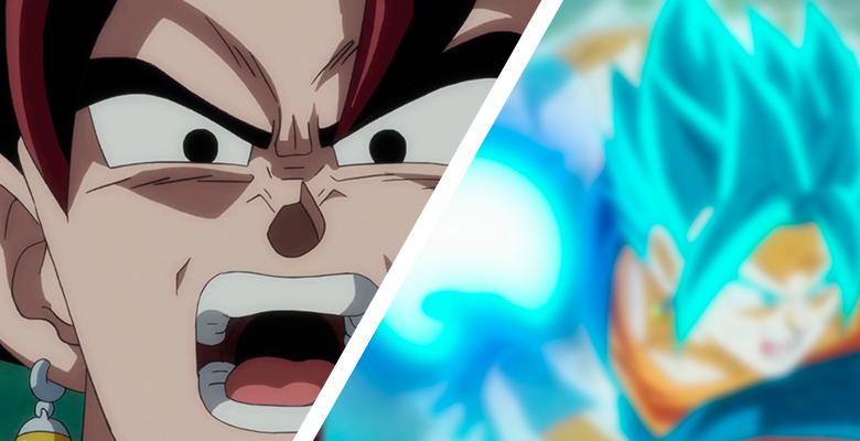 Dragon Ball Super: La fusión de Gokú y Vegeta
