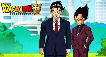 Dragon Ball Super: Nuevo Look de Gokú y Vegeta