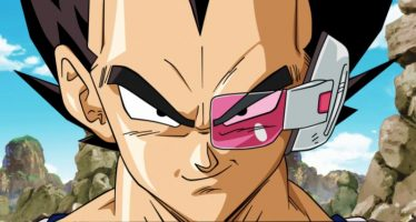 Dragon Ball Super vegeta es humillado