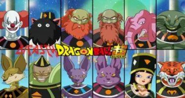 Dragon Ball Super: Te presentamos a los 12 dioses de la destrucción