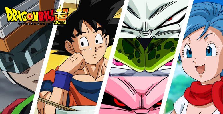 Dragon Ball Super: Vista previa episodios del 74 al 77