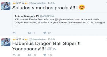 Dragon Ball Super: Brenda Nava sera la encargada de la adaptación de DBS en Latinoamérica
