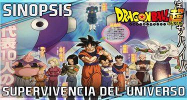 Dragon Ball Super: Sinopsis oficiales de los capítulos 78 y 79