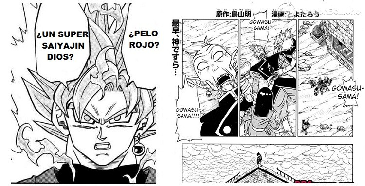 Dragon Ball Super Manga 22