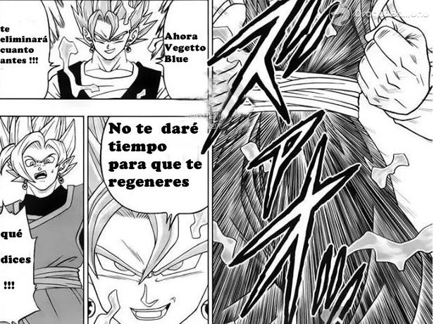 Dragon Ball Super: El Manga 23 De DBS Nos Revela Nueva
