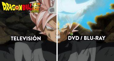 Dragon Ball Super: Correcciones T.V vs BLU-RAY