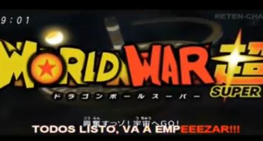 Un usuario crea una Parodia de la tercera Guerra Mundial con el Opening de DBS