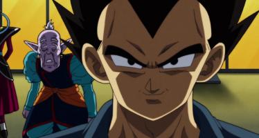 Dragon Ball Super: El entrenamiento de Vegeta en la habitación del tiempo