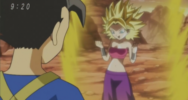 Dragon Ball Super: Se confirma a Caulifla como la primera SSJ mujer en Dragon Ball