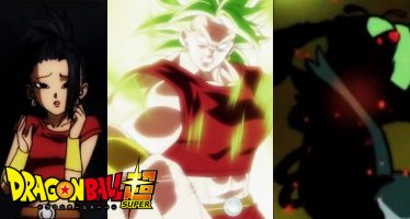 Dragon Ball Super: Kale del universo 6 y Damon del universo 4