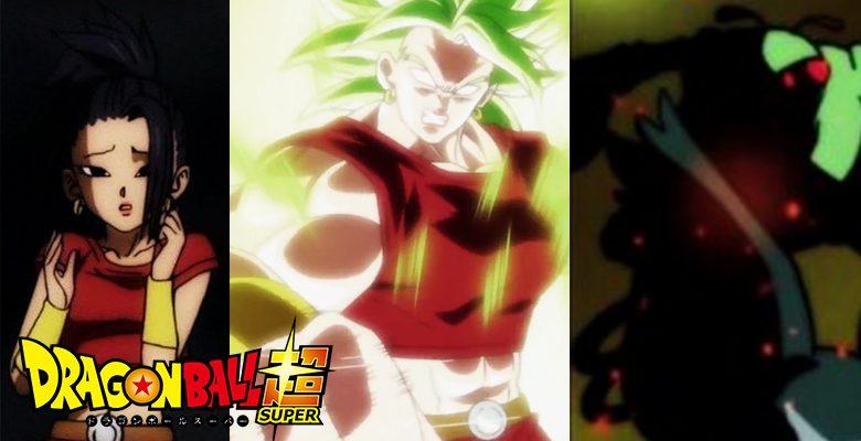 Dragon Ball Super: Kale del universo 6 y Damon del universo 4