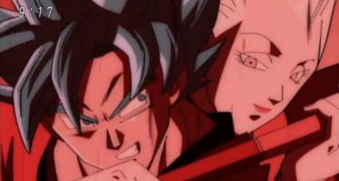 """Dragon Ball Super: El entrenamiento de Goku y Wiss """"Por primera vez un mortal lastima a un ángel"""""""