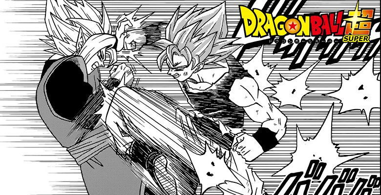 Dragon Ball Super: Manga 24 (Español/Completo) ¡Goku vs Zamasu!