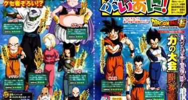 Dragon Ball Super: Clasificación de los participantes del Universo 7 sobre su rol en el Torneo