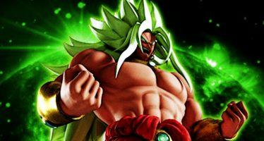 Dragon Ball Z The Real 4-D: La nueva transformación de Broly: ¡BROLY DIOS!