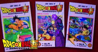 Dragon Ball Super: ¡Primer vistazo a la portada del Tomo 3!